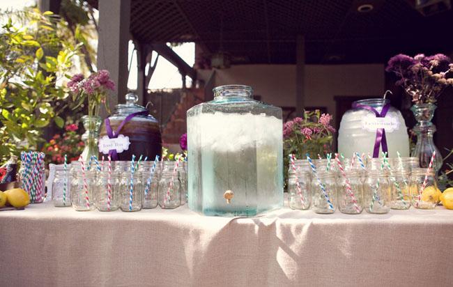 Wedding Ideas Using Mason Jars: Platinum Touch Events: Decor Idea: Mason Jars