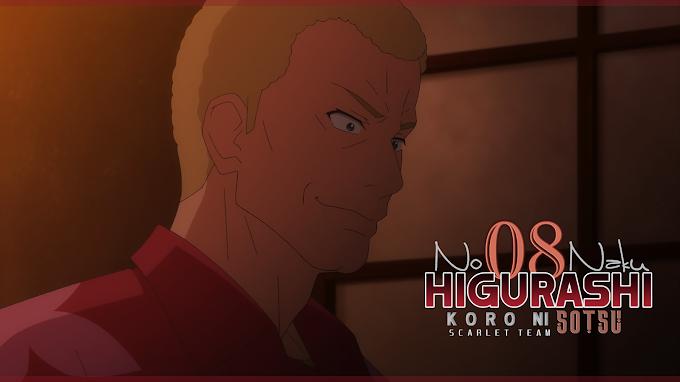 Higurashi no Naku Koro ni Sotsu - 08