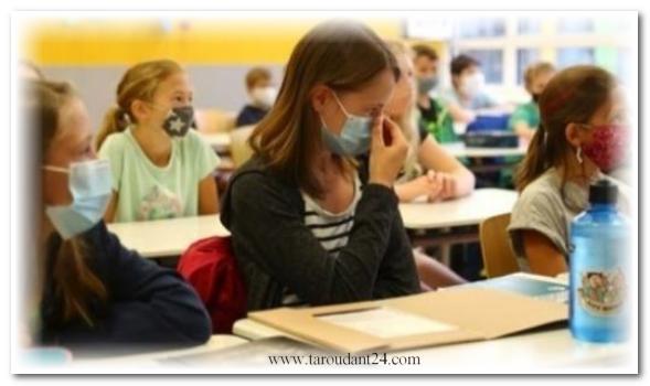 قوانين جديدة في المدراس: تلاميذ يواجهون عقوبة الإيقاف عن الدراسة حال افتعالهم السعال أو إلقاء نكات حول كورونا