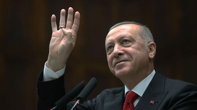 Ο Ερντογάν ζητά από τον κόσμο να δώσει λεφτά για να σωθεί η χώρα