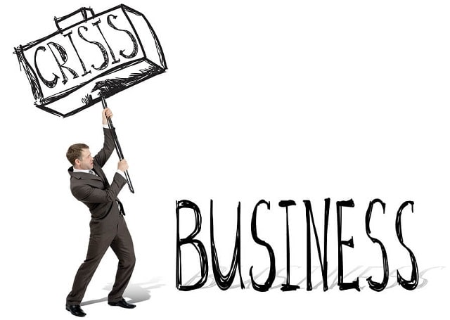 how to save your company business crisis startup disaster