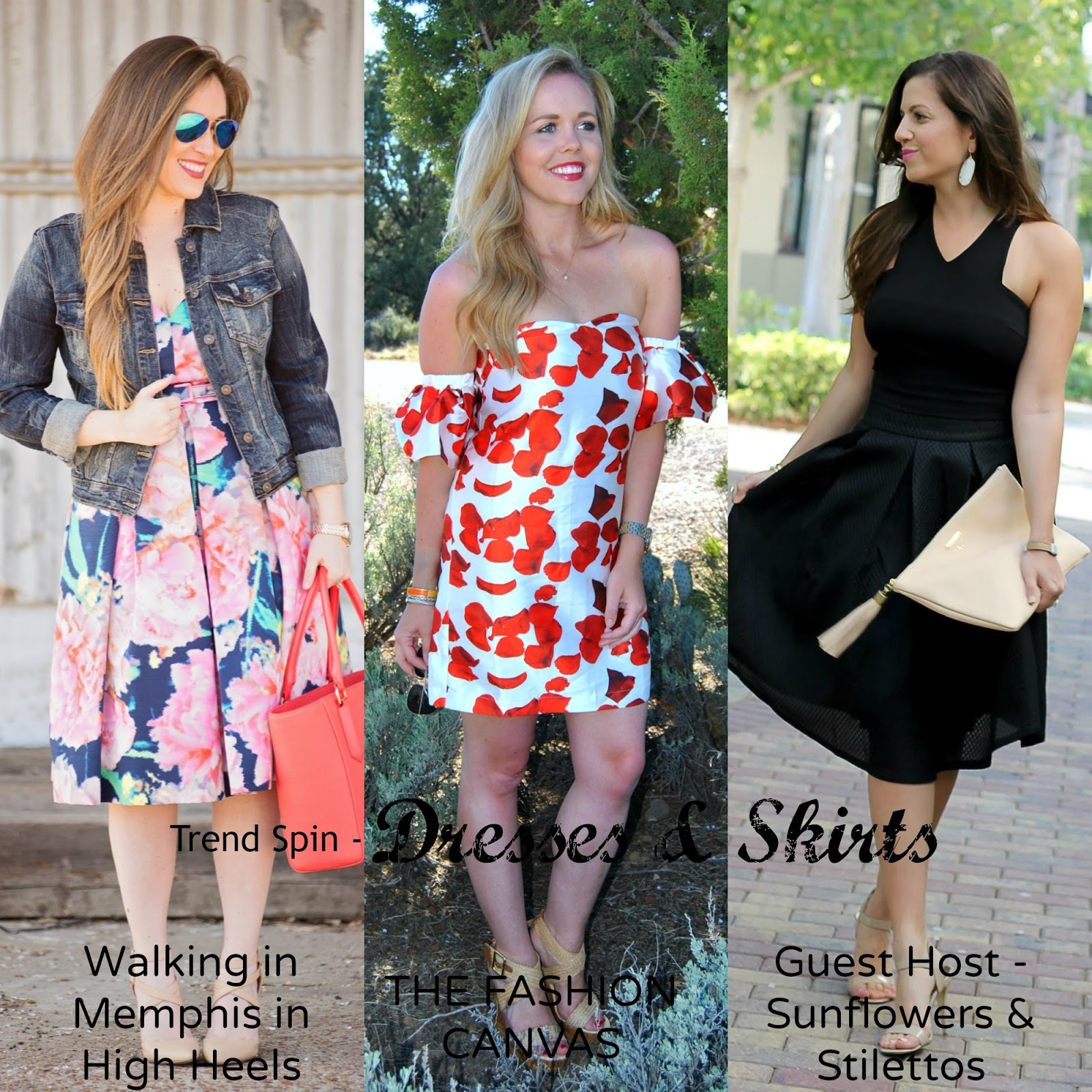 C a summer dresses and skirts