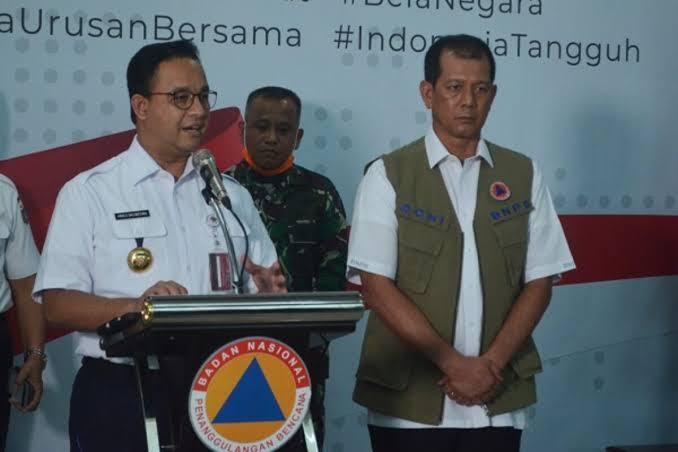 Gubernur Anies Tak Yakin Ada Penurunan Kasus Corona di Jakarta