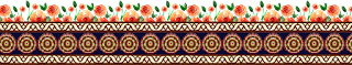 Flower Clipart Border, flower border, clipart border, PNG Border, textile design,textile,design,textile art and design,border design,draw textile design,border designs,border line design, easy border designs, textile border design