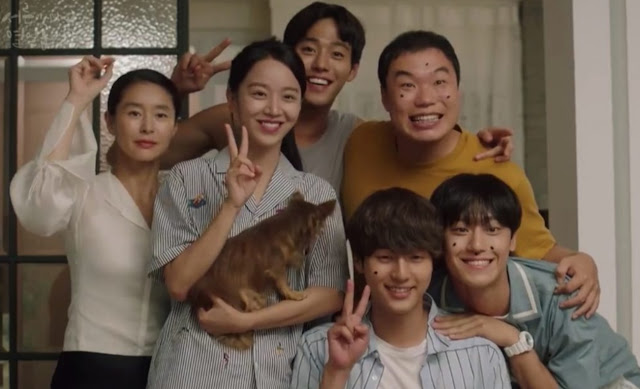 Lee Do Hyun dalam Thirty But Seventeen (2018)