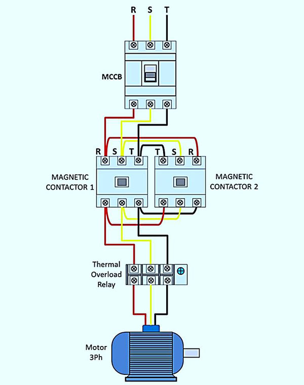 Magnetic Contactor Wiring Diagram from 1.bp.blogspot.com