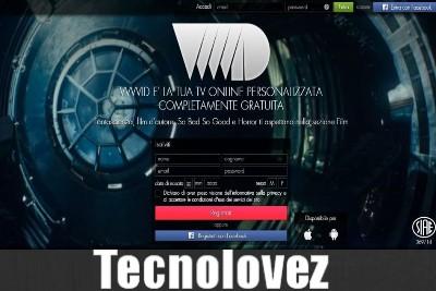 VVVVID – Film in altadefinizione gratis su pc e smartphone