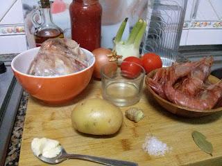 Sopa de tomate con personalidad