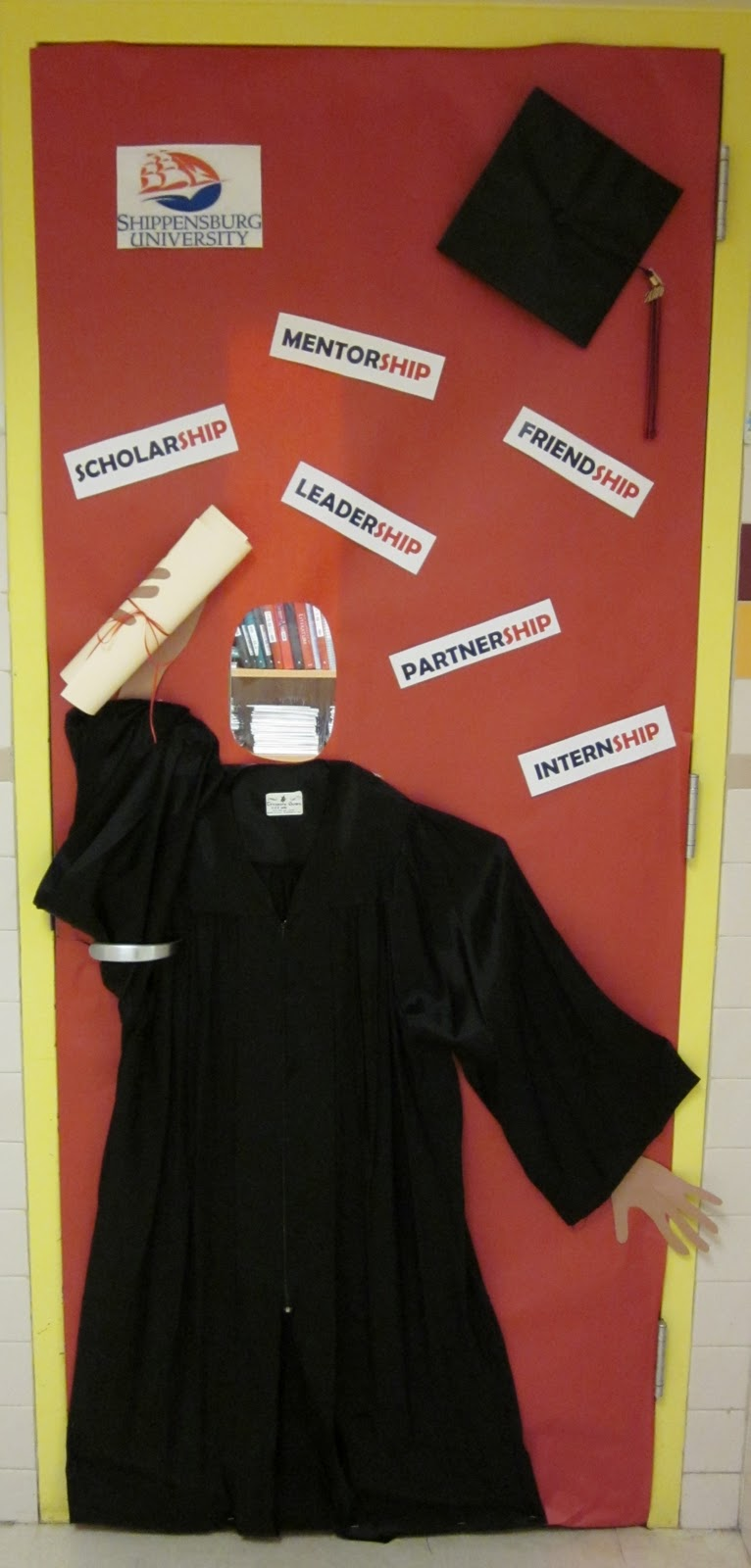 School Counselor Blog College Door Decorating Contest And
