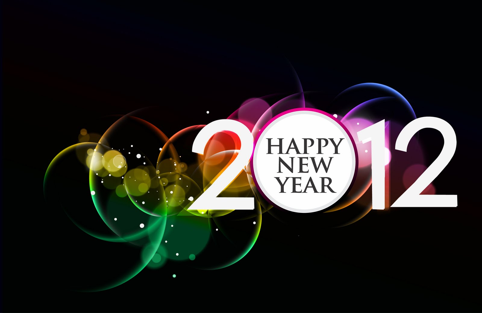 Happy New Year 2012 Wallpaper. 1600 x 1041.Happy New Year Animated Gif