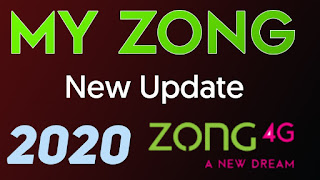 My Zong App New Update 2020 - Get Free Mbs Daily