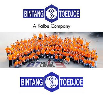 Lowongan Kerja Terbaru SMA SMK D3 S1 PT. Bintang Toedjoe, Jobs; QC Analyst, Engineering Technician.