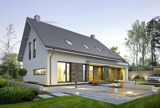 Co musi znaleźć się w projekcie domu jednorodzinnego?