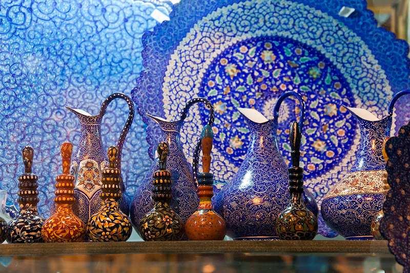 Сувениры из Ирана: что привезти из Персии? Подробнее в блоге itdalee.ru