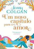 Capa do livro um novo capítulo para o amor
