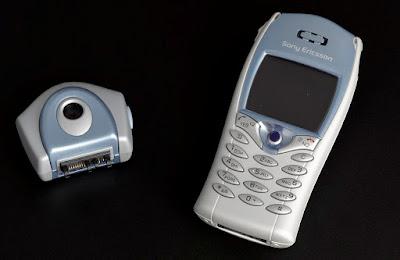 Sony Ericsson T68i with Communicam