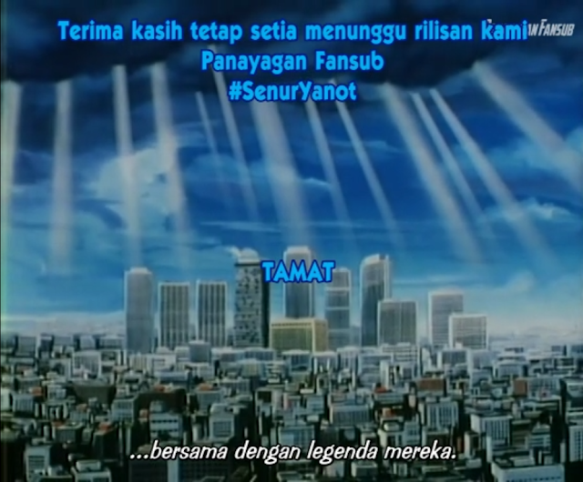 Download Ronin Warriors ( Yoroiden Samurai Troopers ) Episode 39 Sub Indo Subtitle Indonesia TAMAT
