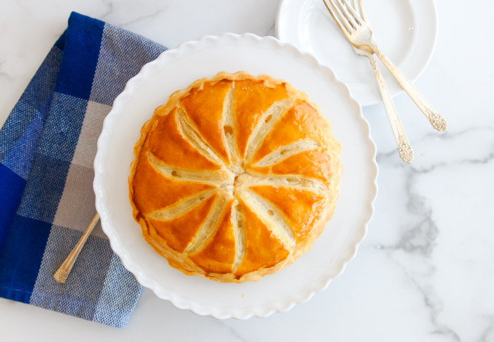 Galette des Rois: French King Cake for Epiphany