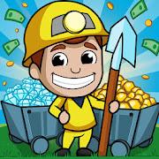 تحميل لعبة زعيم المناجم العاطل Idle Miner Tycoon مهكرة للاندرويد اخر اصدار