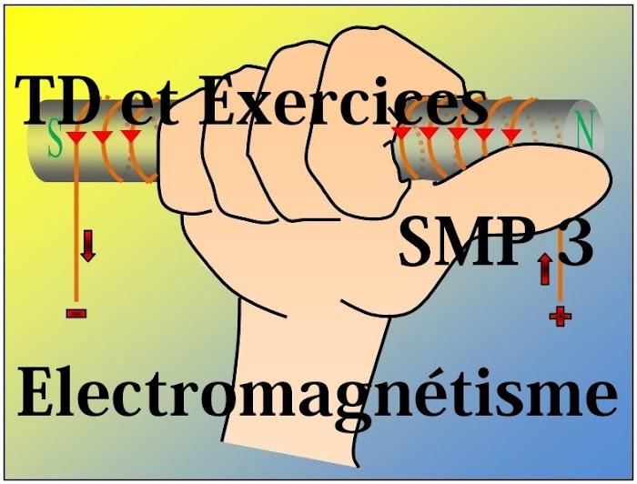 TD et Exercices corrigés Electricite 2 SMP S3 PDF