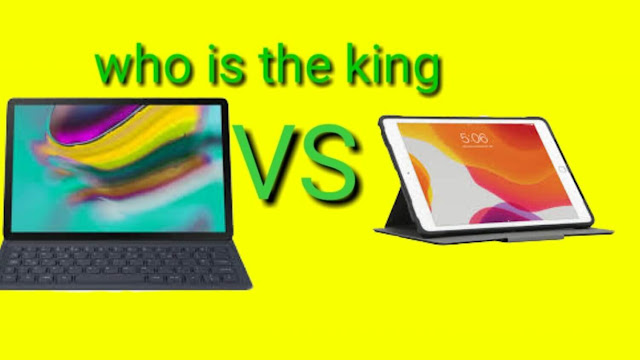 iPad 10.2 and Samsung Tab S5e which one is the king?