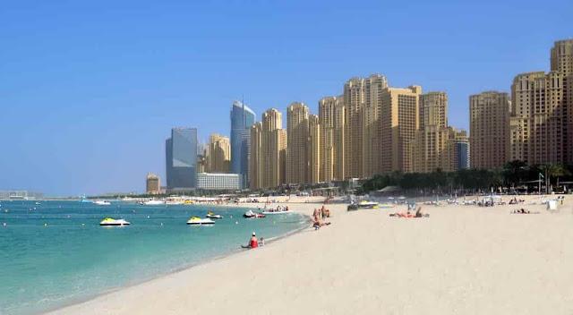 شاطىء جميرة دبي,Jumeirah Beach