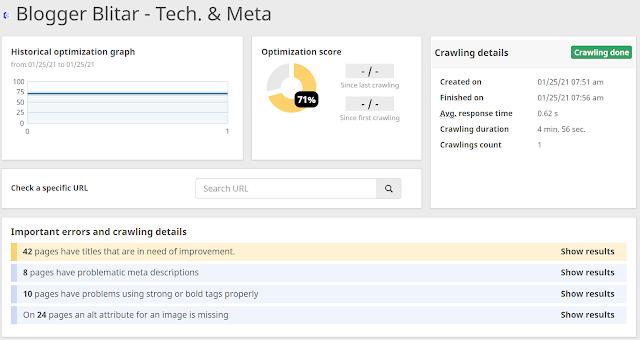 Seobility Tech and Meta