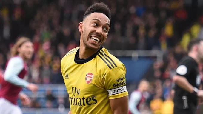 Auba should join a more ambitious club than Arsenal', say Gabon FA president