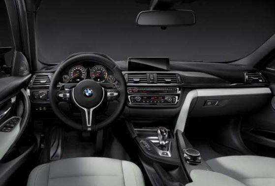 2018 BMW M5 Interior