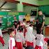 Peringatan Hari Sumpah Pemuda Koramil 21 Kajoran  Kedatangan Anak-Anak  Paud Lestari Raharjo
