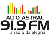 Rádio Alto Astral FM 91,9 de Rorainópolis RR