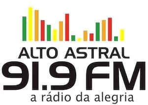 Rádio Alto Astral FM 91,9 de Rorainópolis Roraima Online