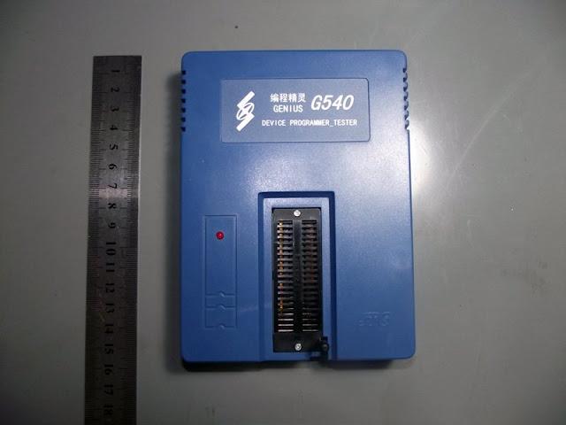Gravador Genius G540