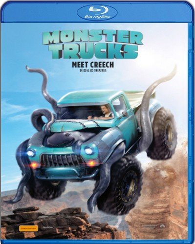 Monster Trucks [2017] [BD25] [Latino]