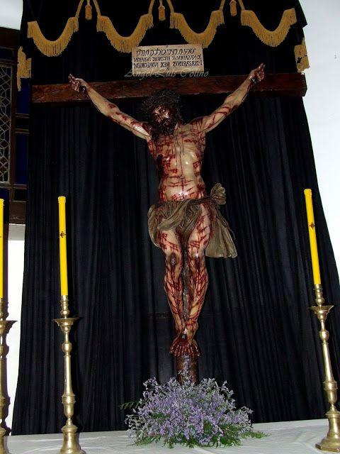 El Crucificado mas real del mundo con galería fotografica nos permite ver el Cristo sindonico realizado por Juan Manuel Miñarro segun estudios realizados sobre la Sabana Santa de Turin y el Sudario de Oviedo