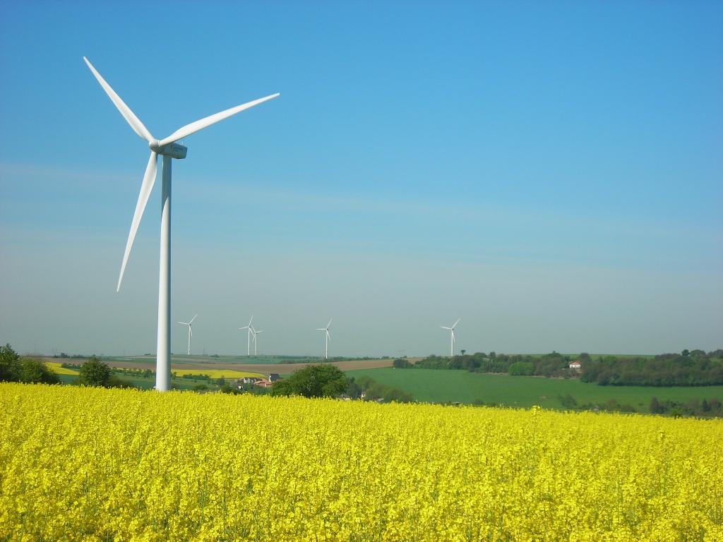 Climat, énergie et développement, par Thibault Laconde: Combien d'éoliennes pour alimenter la France ?