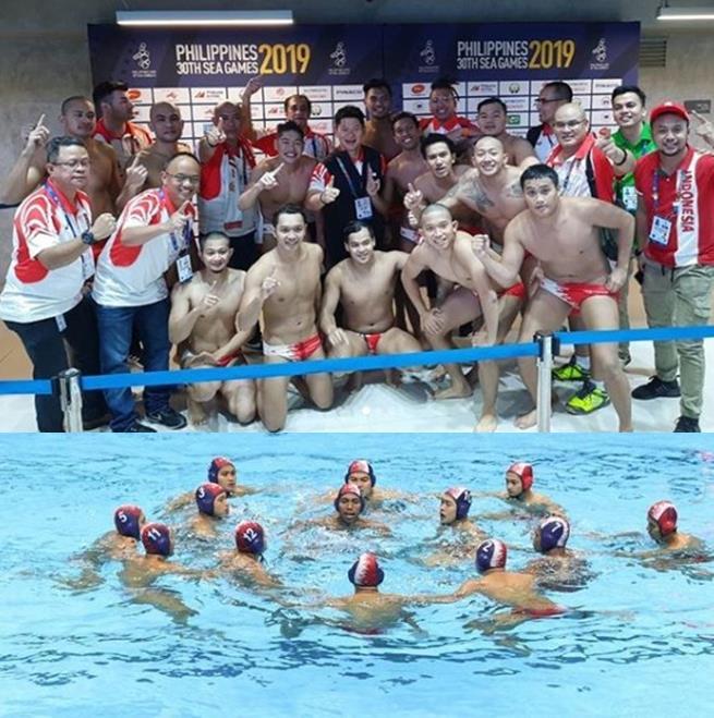 Atlet Indonesia Peraih Medali SEA Games 2019