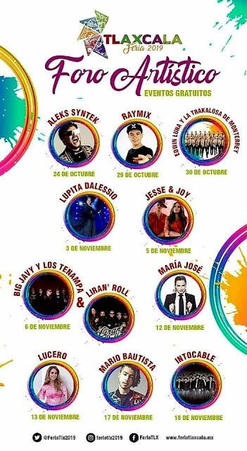teatro del pueblo feria tlaxcala 2019