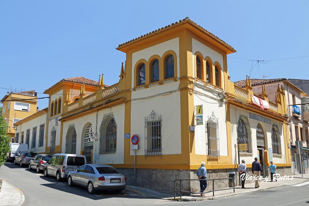 Oficina de turismo de Arenas de San Pedro