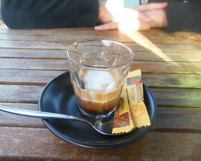 Carosello, Moonee Ponds, macchiato