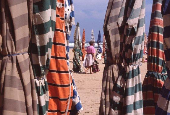 Playa de San Lorenzo © Ana Muller