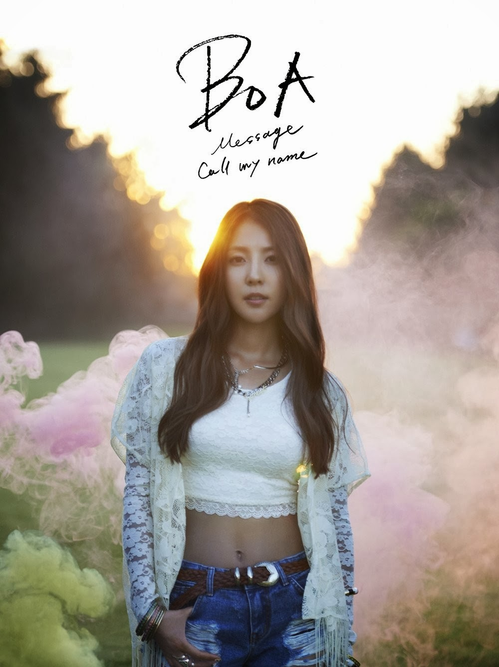 BoA , Tail of Hope ,Call My Name , 2013 , mp3