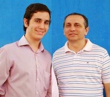 Resultado de imagem para Antônio J+acome e seu filho Jacó Jácome