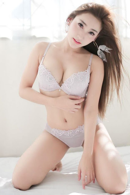 Hot and sexy big boobs photos of beautiful busty asian hottie chick Thai booty model Mookki Princess photo highlights on Pinays Finest sexy nude photo collection site.