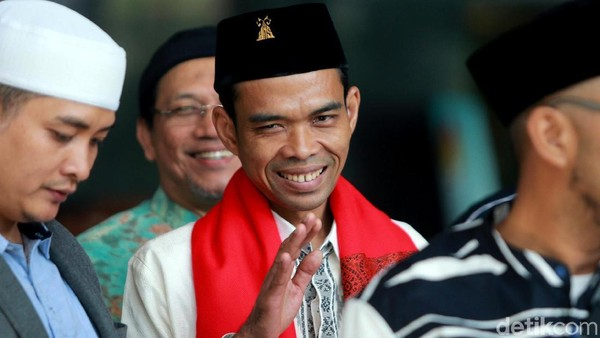 Cerita Ustaz Abdul Somad Tepis Kabar Saat Ini Kena Corona