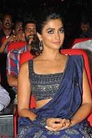 Pooja Hegde choli saree at DJ Duvvada Jaggannadham music launch ~  Exclusive 82.jpg