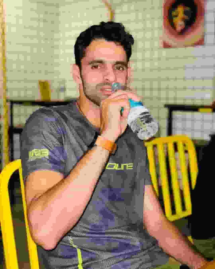 Indian Volleyball Team Players List