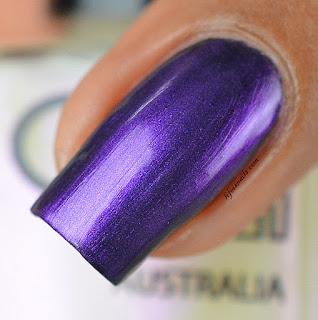 Glitter Gal Soft Violet