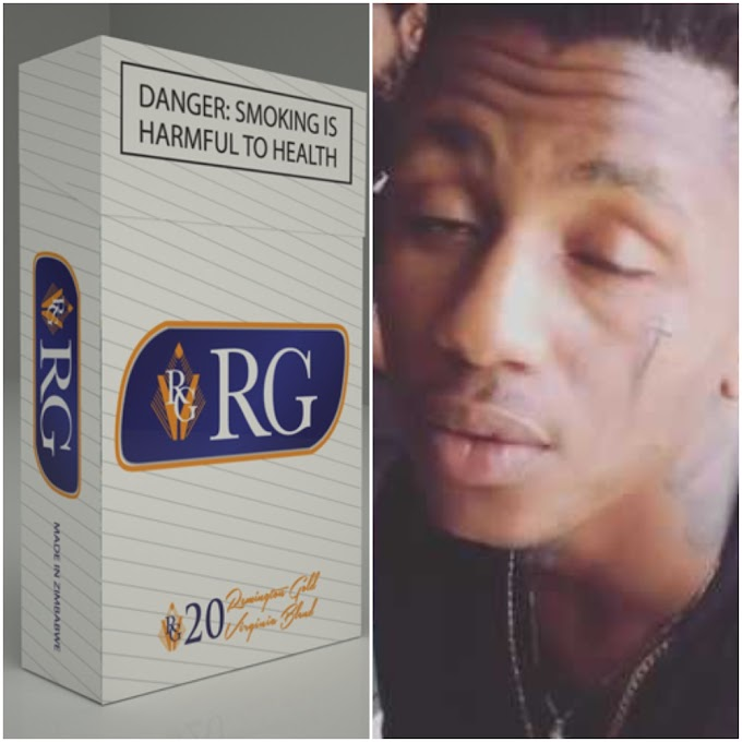 """I DID NOT steal RG cigarettes at China Mall"" rapper Emtee sets the record straight"