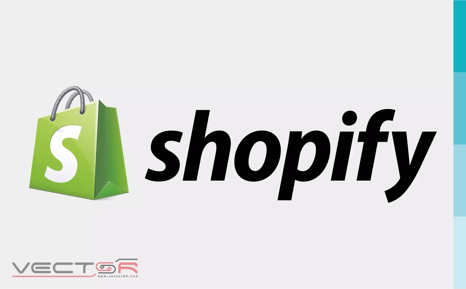 Shopify (2006) 3D Logo - Download Vector File SVG (Scalable Vector Graphics)